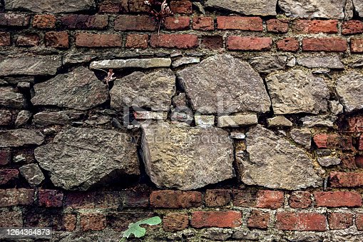 Stone Rock Wall Texture Background