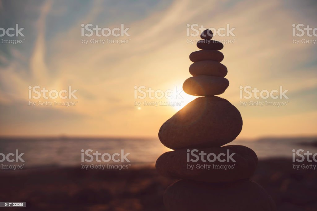 Stone Sculpture stock photo