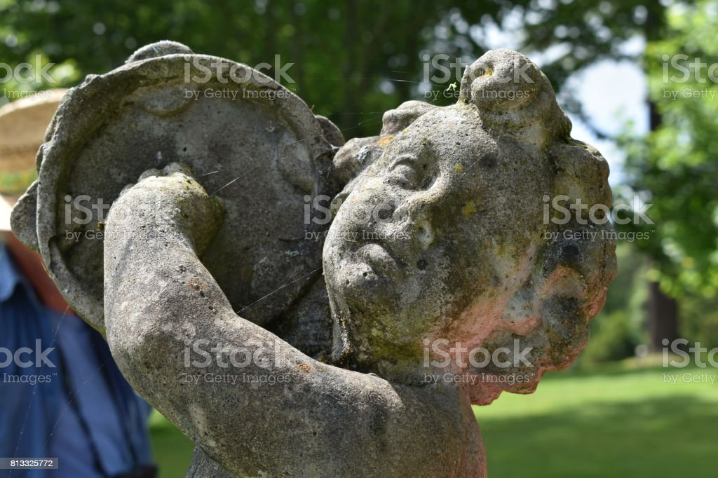 Stone Sculptures stock photo