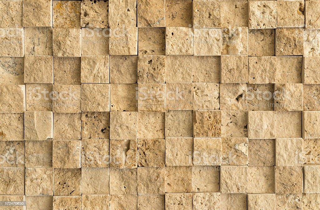 Stone Siding royalty-free stock photo