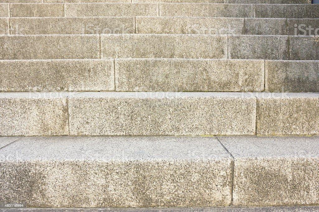 Escaleras de piedra - foto de stock