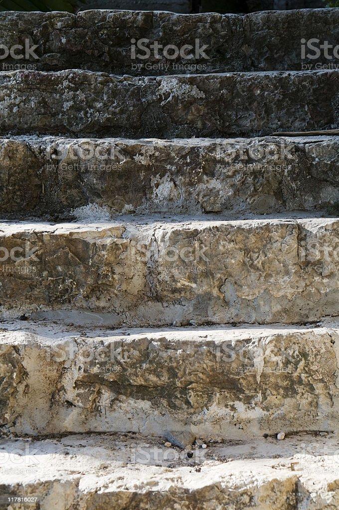 Stone Stairways stock photo
