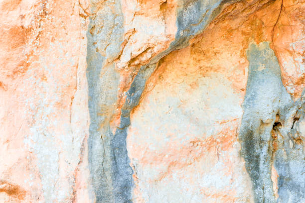 stone texture cliff mountain. rocks  in nature beautiful background stock photo