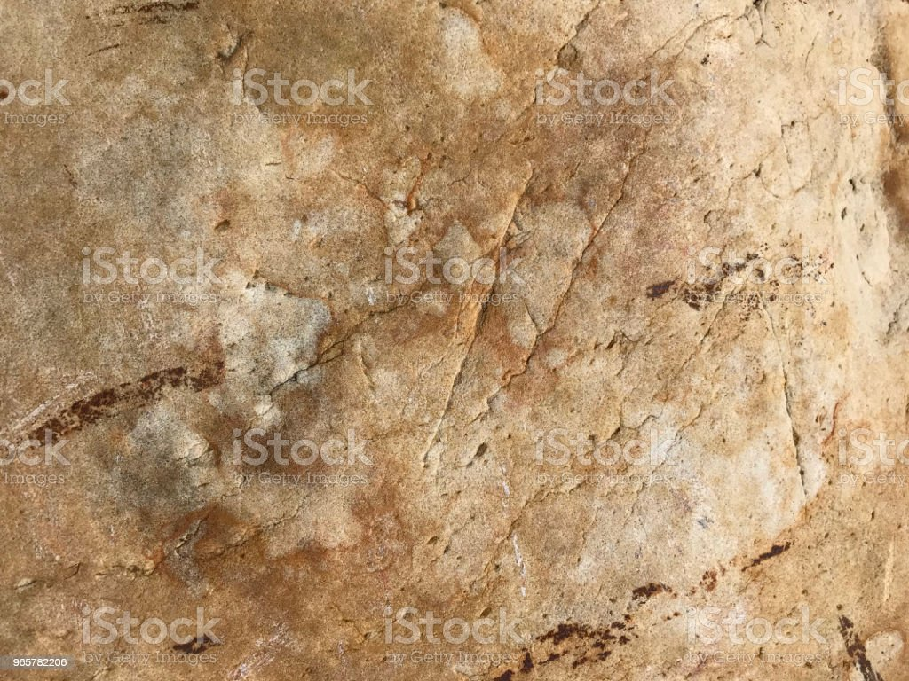 Steen textuur. Sepia abstracte achtergrond. Foto - Royalty-free Abstract Stockfoto