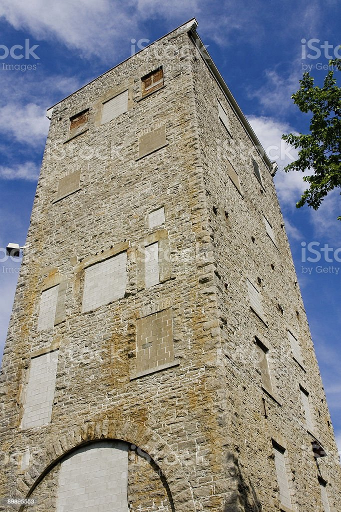 Stone Tower Lizenzfreies stock-foto