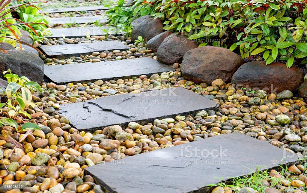 Stone Weg – Foto