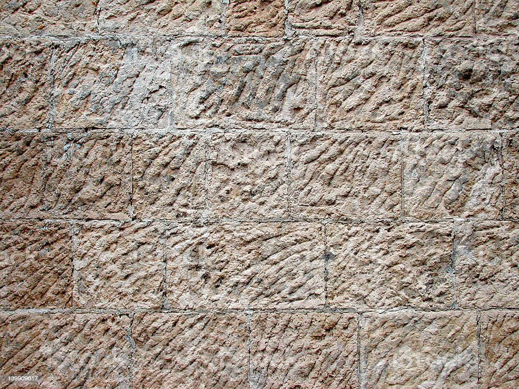 Stone Wall 01 royalty-free stock photo