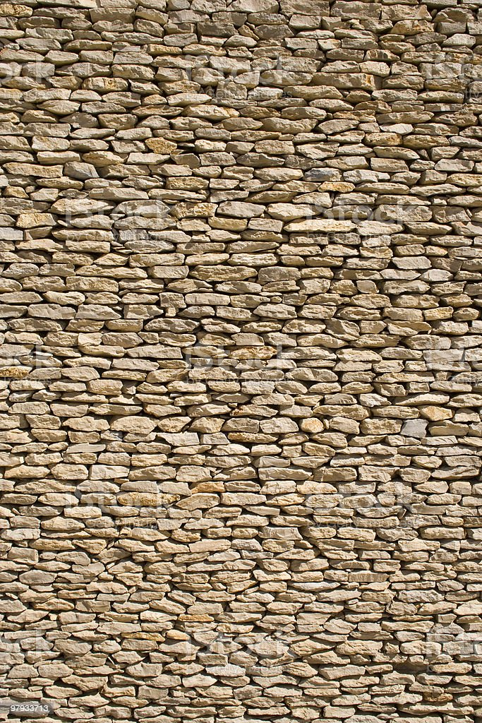 Stone wall 2 royalty-free stock photo