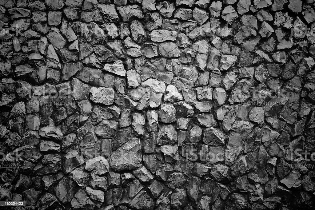 stone wall background. royalty-free stock photo