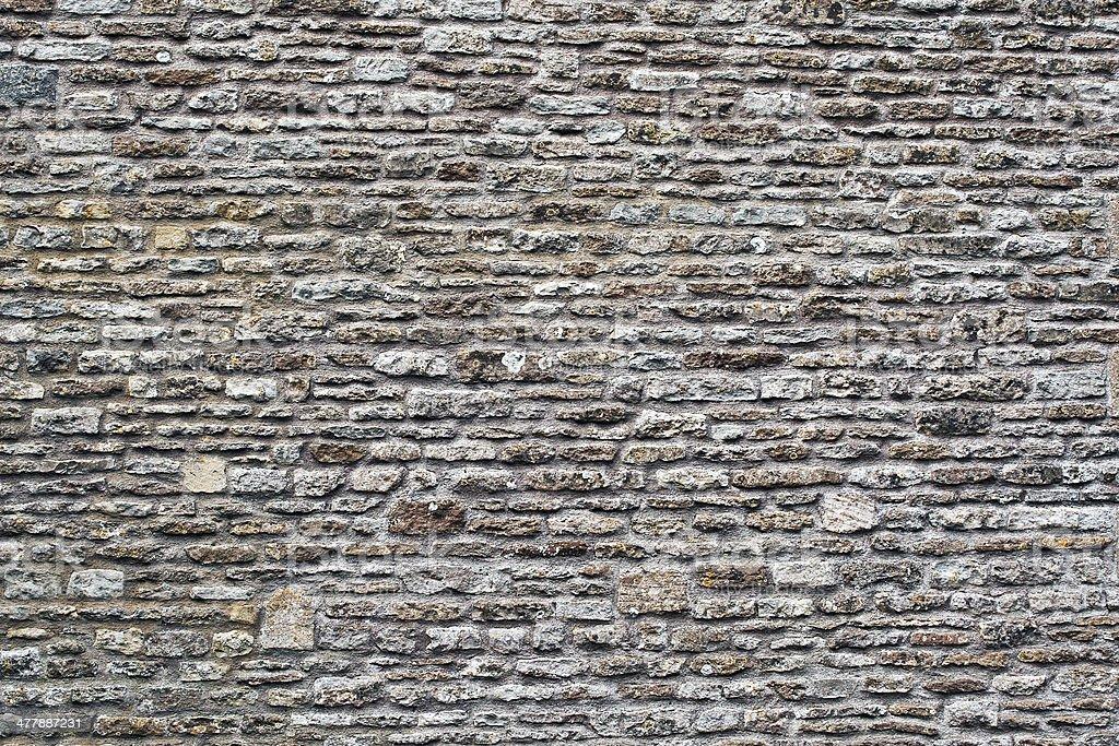 Stone wall background royalty-free stock photo
