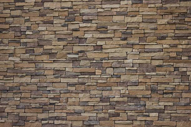 Mur de pierres de fond. - Photo