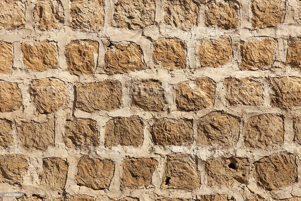 stone wall, flat stacked background and texture royalty-free stock photo