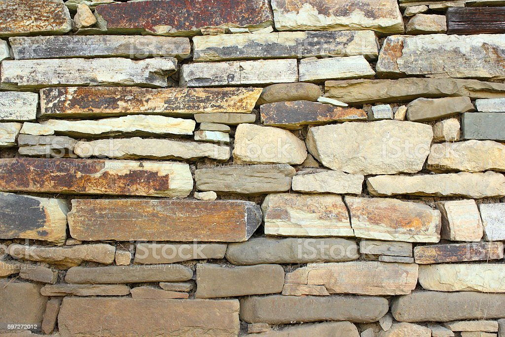 stone wall for your design photo libre de droits