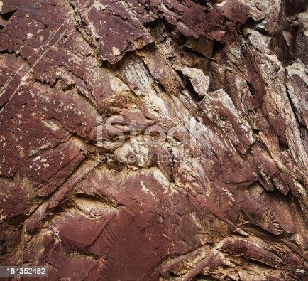 istock Stone wall 184352482