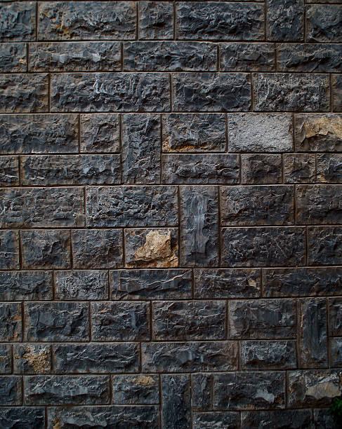 stone wall - adomer stok fotoğraflar ve resimler