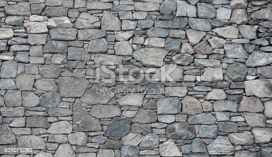 Flat stacked stone. Background and Texture for text or image.