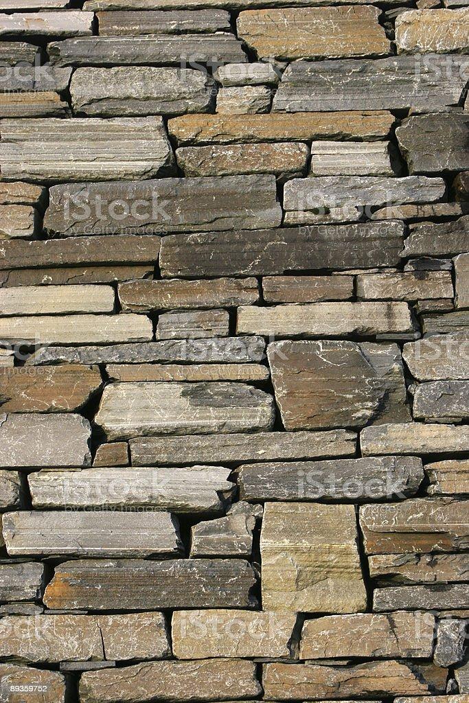 Mur kamienny zbiór zdjęć royalty-free