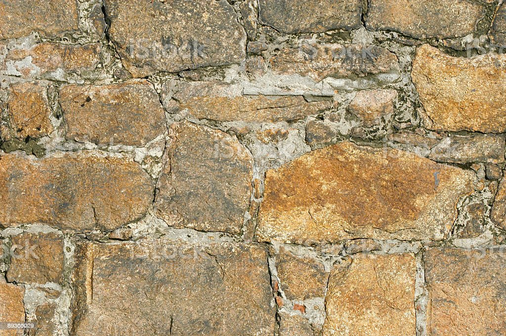 Stone wall. royalty free stockfoto