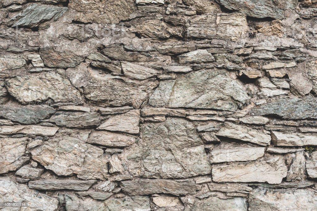 Stein Wand Textur Stockfoto und mehr Bilder von Alt - iStock
