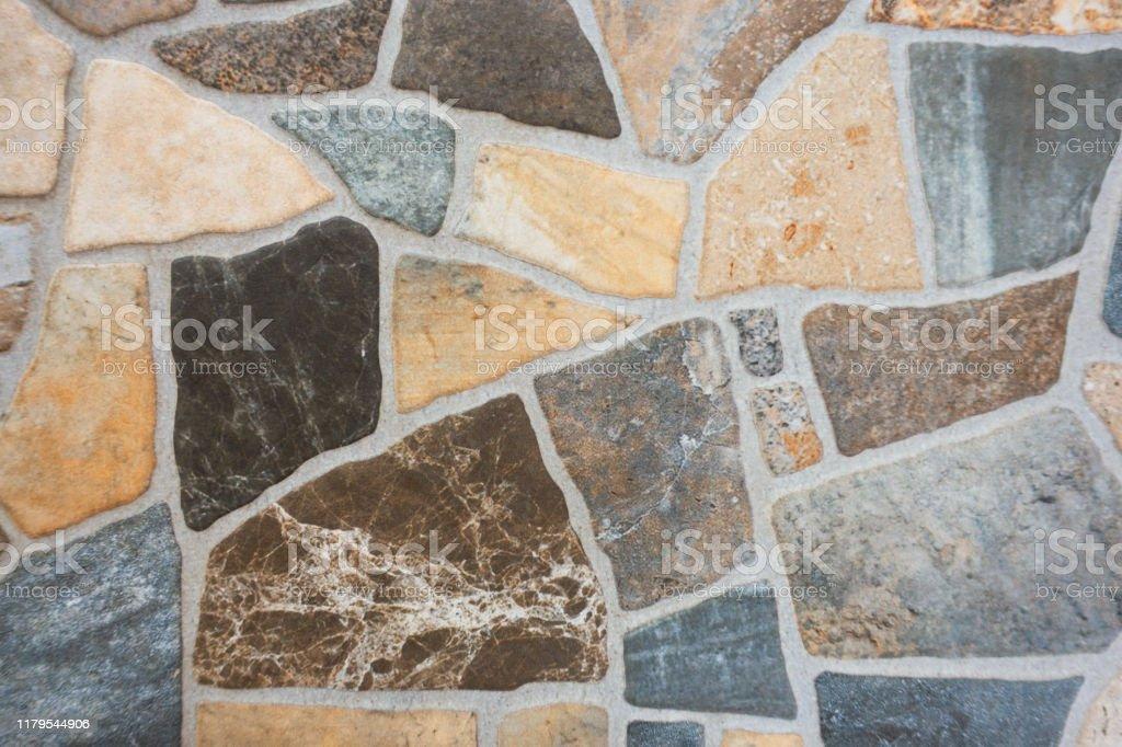 Steinwand strukturierten Hintergrund - Lizenzfrei Architektonisches Detail Stock-Foto