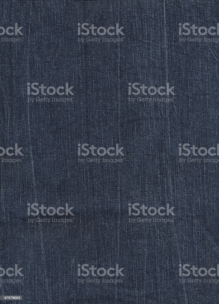 Stone Washed Light Blue Jeans Texture High Quality Background royalty-free stock photo