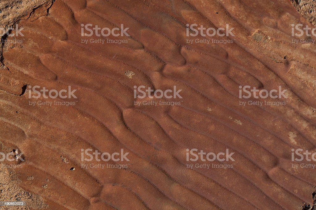Stone wave royalty-free stock photo