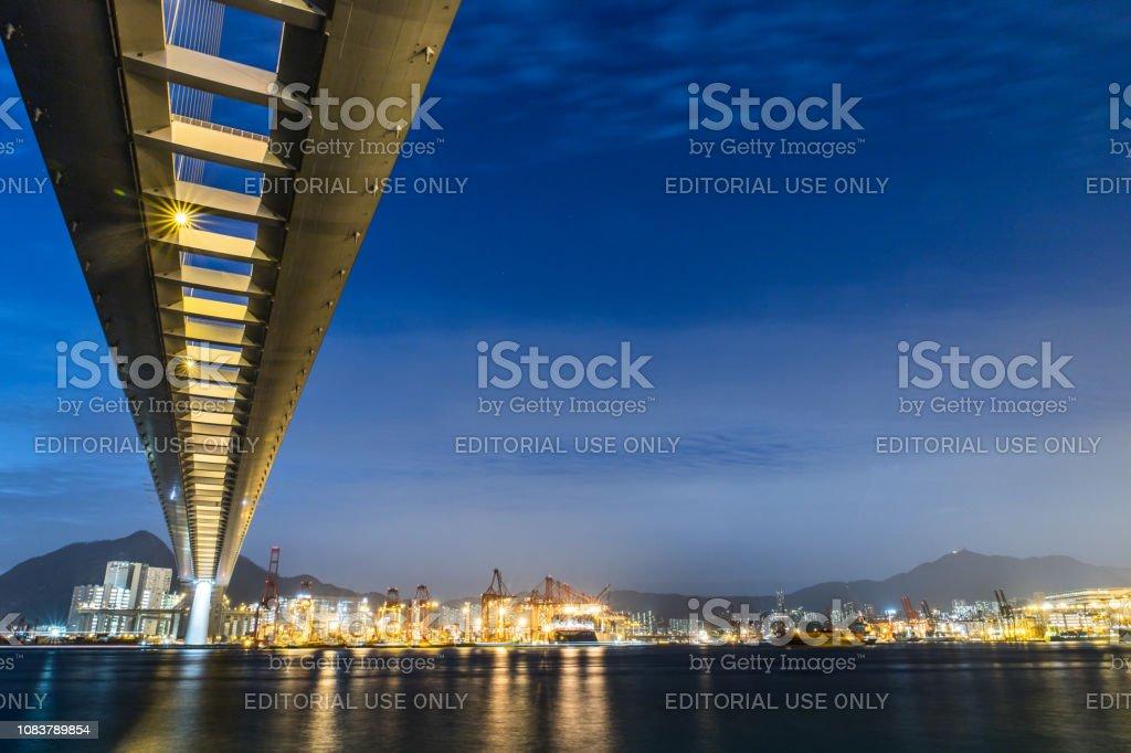 昂船洲橋圖像檔