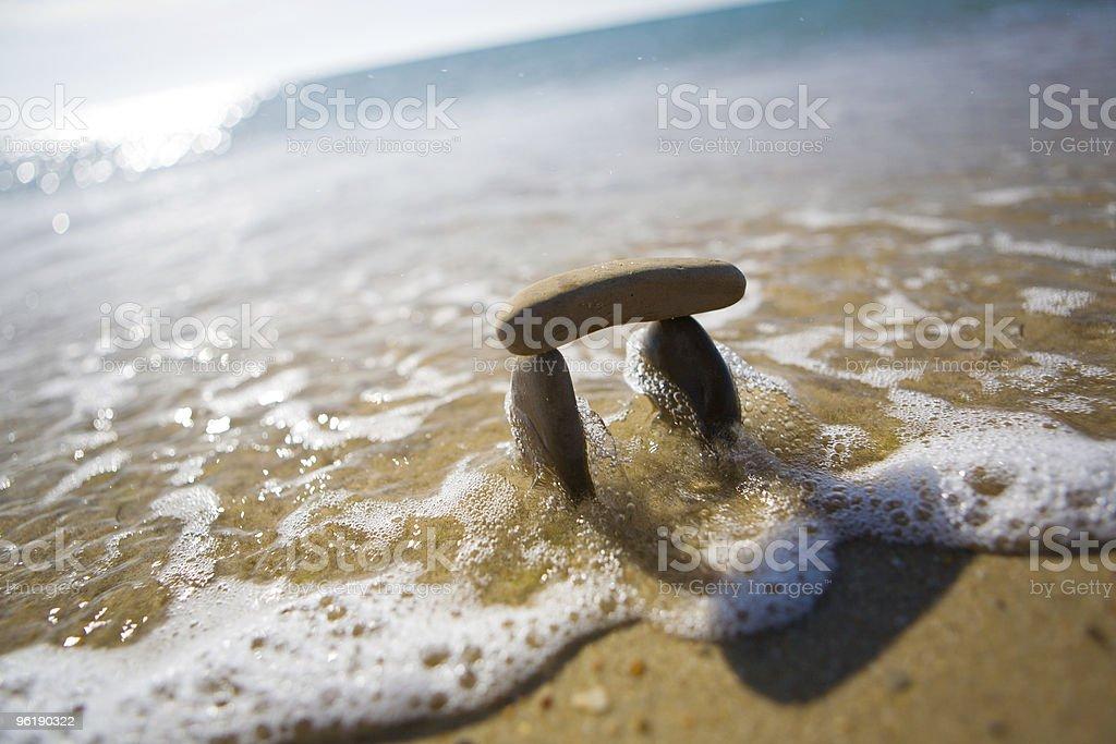 Stonehendge stock photo
