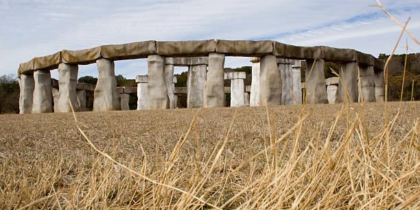 Stonehenge II stock photo