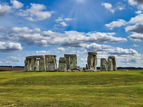 Stonehenge in England, United Kingdom