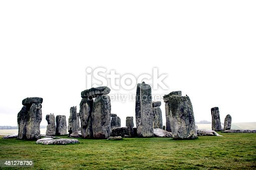 stonehenge in England, UK