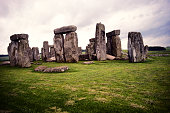 Prehistoric monument in Wiltshire, England