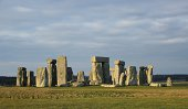 Stonehenge is one of the most famous sites in the world, located in Wiltshire, England.