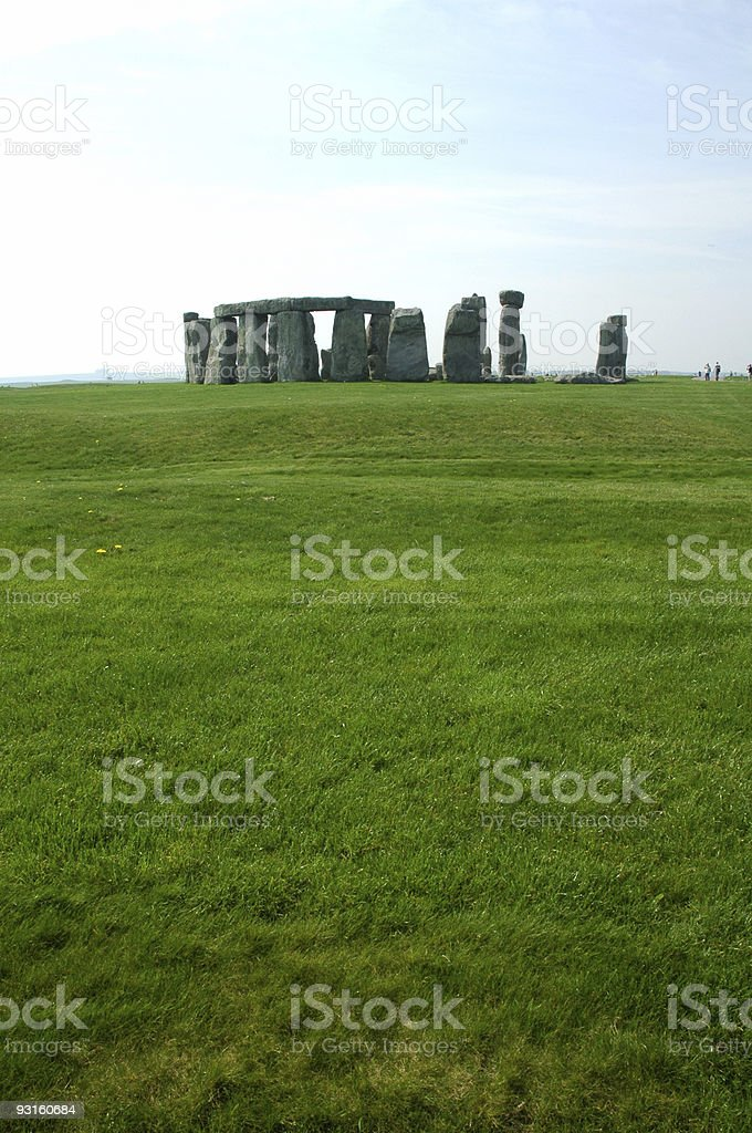 Stonehenge royalty-free stock photo