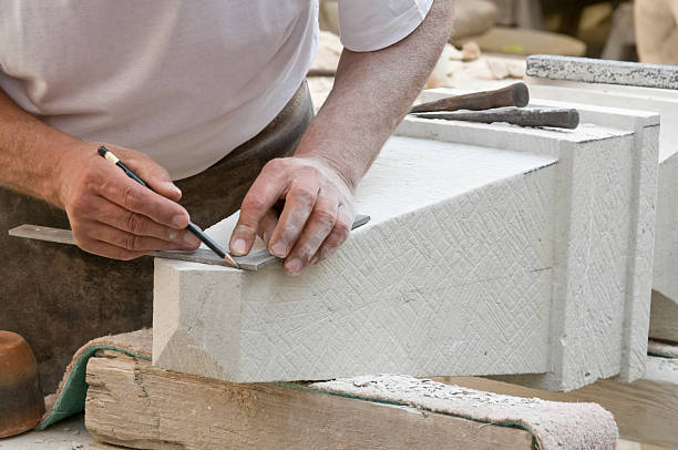 Image result for Stone Mason  istock