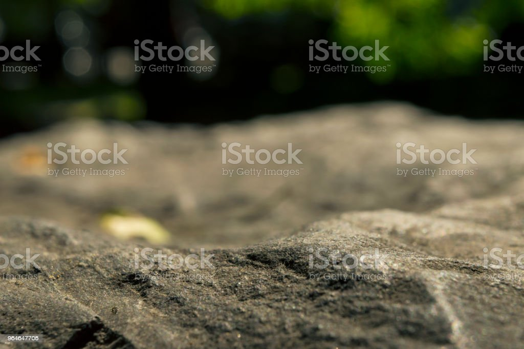 Stones bokeh royalty-free stock photo