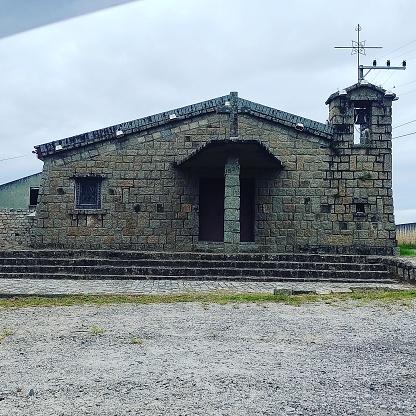 Igreja de pedras época colonial
