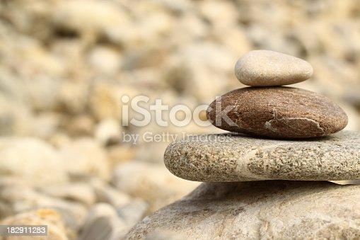 istock Stones in balance 182911283