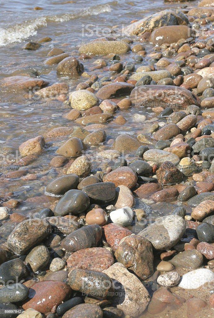 Piedras foto de stock libre de derechos