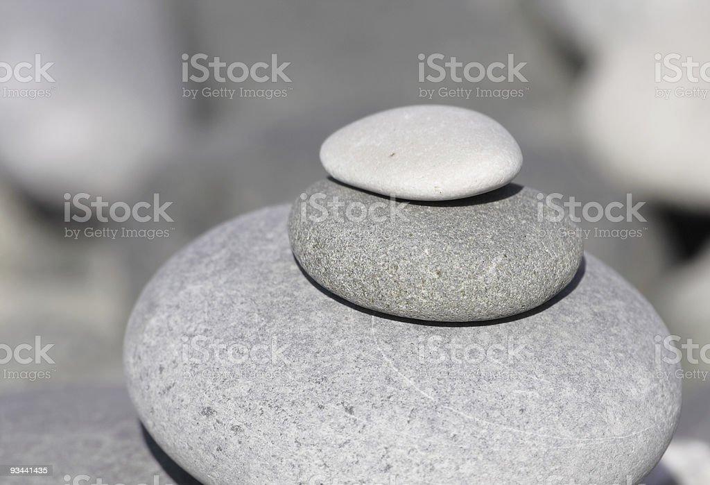 Stones Lizenzfreies stock-foto