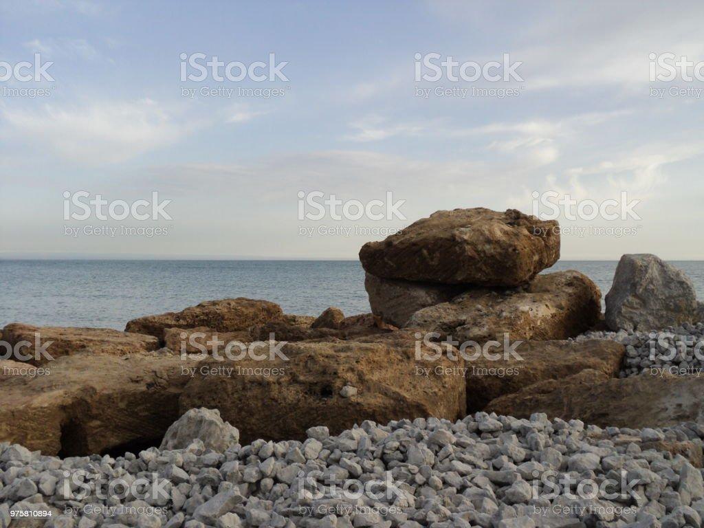 Steine - Lizenzfrei Alt Stock-Foto