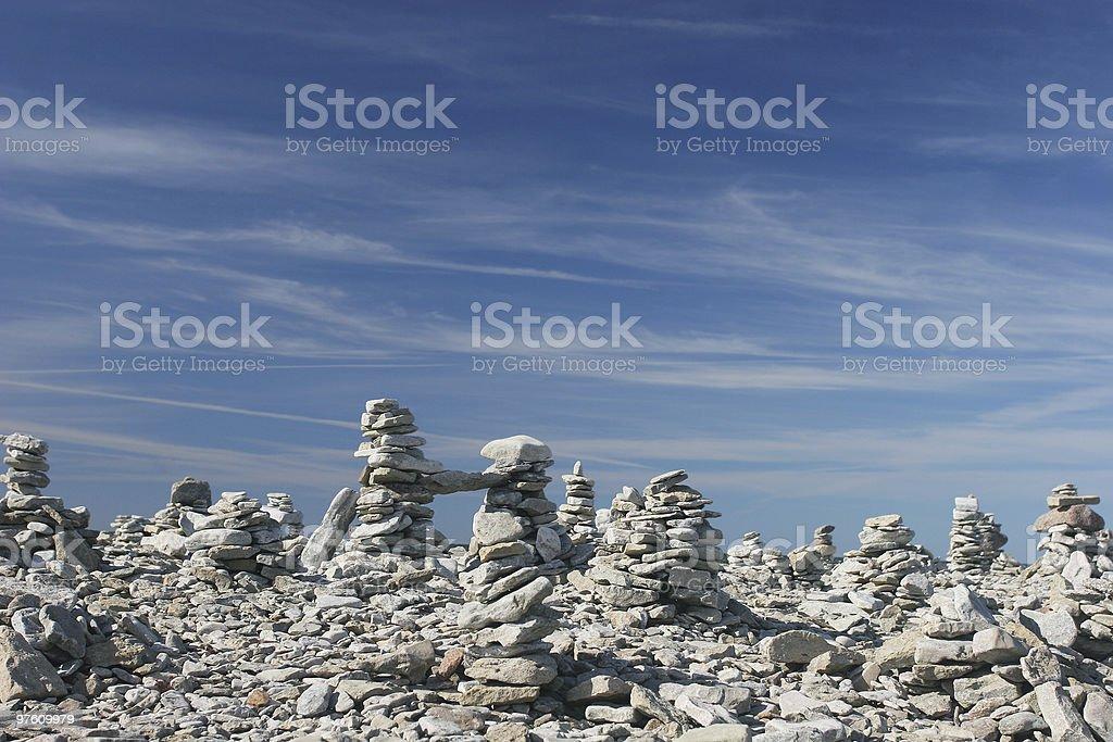 Stones royaltyfri bildbanksbilder