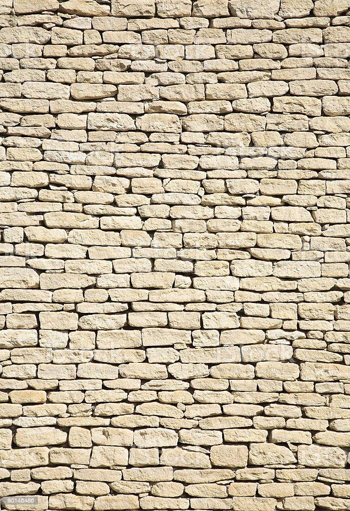 Stone-Wall Background royalty-free stock photo