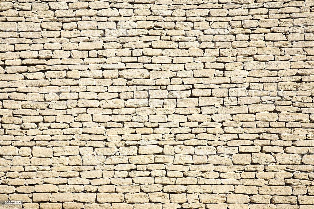 Stone-wall Background royalty-free stock photo