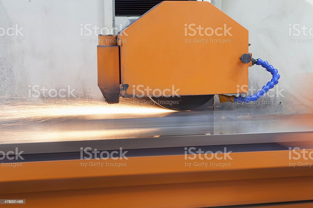 Stoning machine royalty-free stock photo