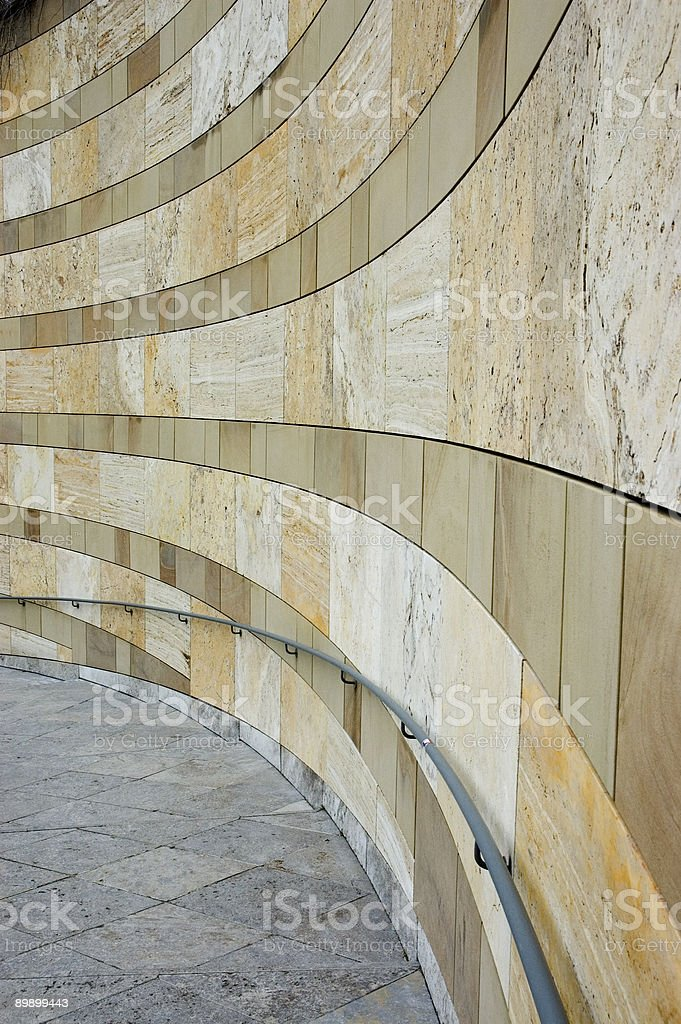 stony architecture royalty-free stock photo
