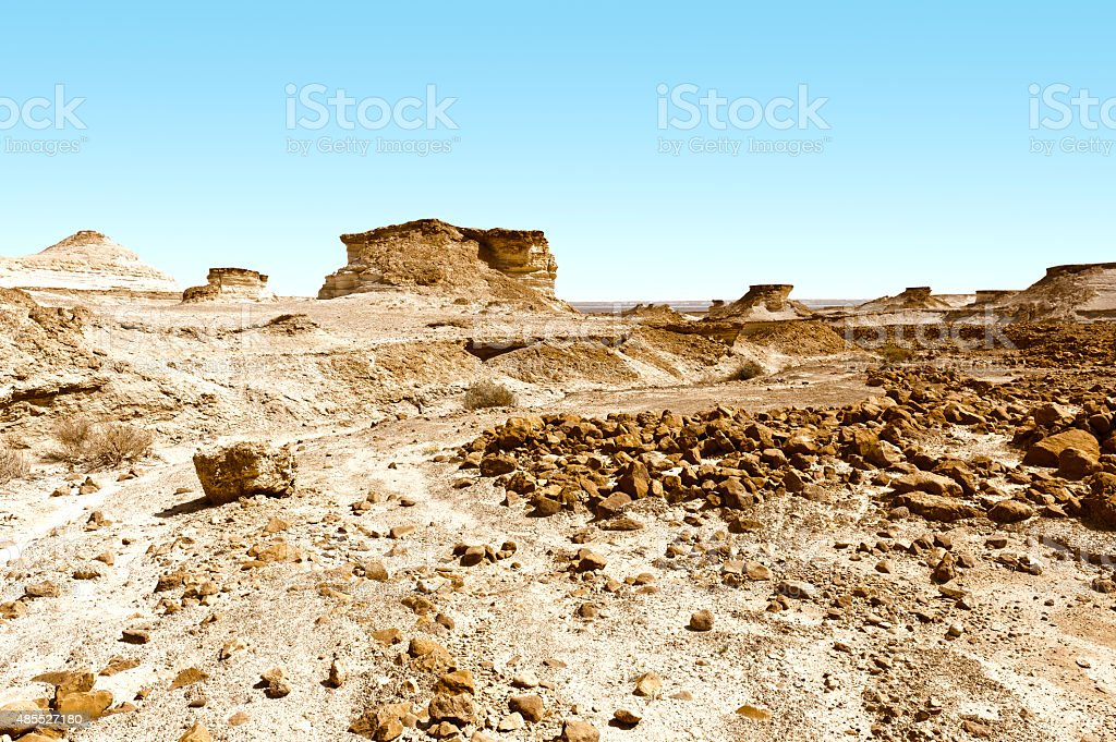 Stony Canyon stock photo