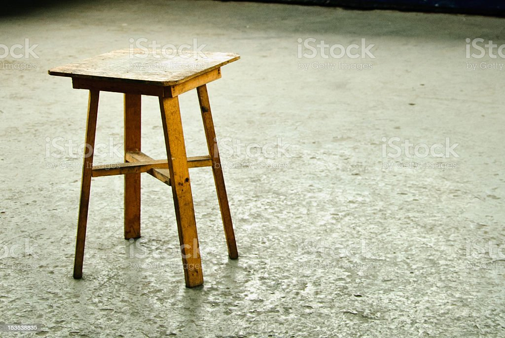stool stock photo