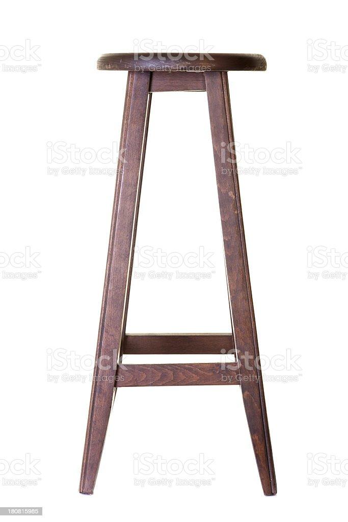 stool royalty-free stock photo
