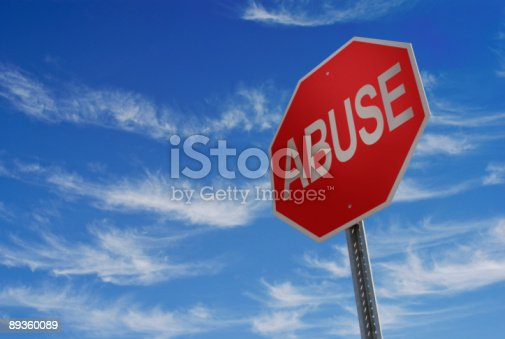 istock Stop Abuse 89360089